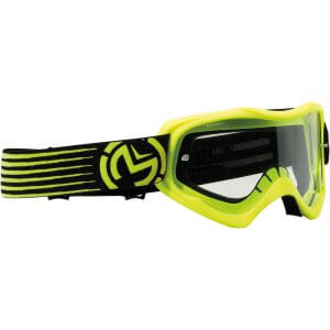YOUTH QUALIFIER™ SLASH OFFROAD GOGGLE YELLOW/BLACK ONE SIZE