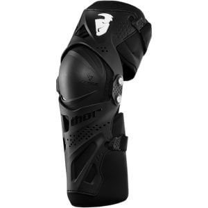 THOR FORCE XP KNEE GUARD BLACK S/M