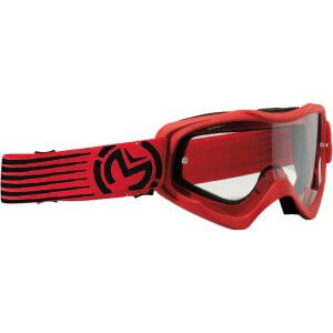 YOUTH QUALIFIER™ SLASH OFFROAD GOGGLE RED/BLACK ONE SIZE