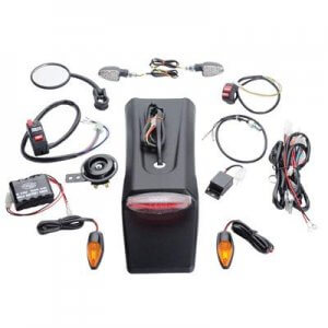 Motorcycle Electrical & Lighting
