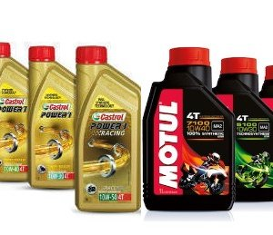 Cruiser Motorcycle Lubricants & Oil